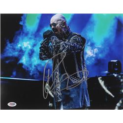 Rob Halford Signed Judas Priest 11x14 Photo (PSA Hologram)