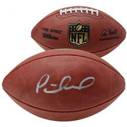 "Patrick Mahomes Signed ""The Duke"" Official NFL Game Ball (Fanatics Hologram)"