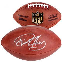 """Derrick Henry Signed """"The Duke"""" Official NFL Game Ball (Faantics Hologram)"""