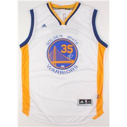 Kevin Durant Signed Golden State Warriors Jersey (PSA COA)