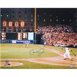 Cal Ripken Jr. Signed Baltimore Orioles 16x20 Photo (MLB Hologram)