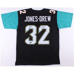 "Maurice Jones-Drew Signed Jersey Inscribed ""Duval Till We Die!"" (Radtke COA)"