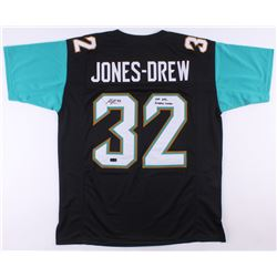 "Maurice Jones-Drew Signed Jersey Inscribed ""2011 NFL Rushing Leader"" (Radtke COA)"