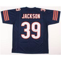 Eddie Jackson Signed Jersey (Beckett COA)