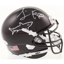 """Jamie Foxx Signed """"Any Given Sunday"""" Miami Sharks Mini Helmet (JSA COA)"""