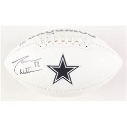 Jason Witten Signed Dallas Cowboys Logo Football (Beckett COA  Witten Hologram)