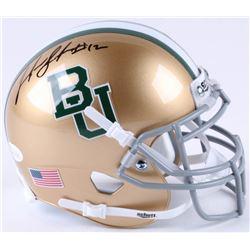 Josh Gordon Signed Baylor Bears Mini-Helmet (JSA COA)