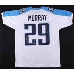 DeMarco Murray Signed Jersey (JSA COA  Murray Hologram)