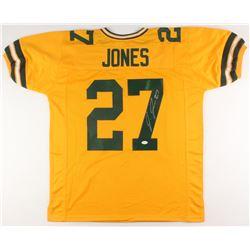 Josh Jones Signed Jersey (JSA COA)