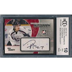 2007-08 ITG Heroes and Prospects Autographs #ADD Drew Doughty (BCCG 10)