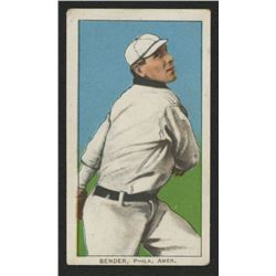 1909-11 T206 #32 Chief Bender
