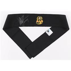 "Billy Zabka Signed ""Cobra Kai"" Black Belt Inscribed ""Johnny"" (Radtke COA)"