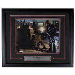 "Jon Bernthal Signed ""Daredevil"" 16x20 Custom Framed Photo Display with Hand-Drawn Sketch (JSA COA)"