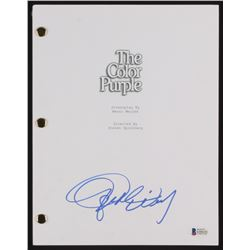 "Oprah Winfrey Signed ""The Color Purple"" Movie Script (Beckett Hologram)"