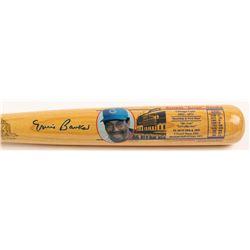 Ernie Banks Signed LE Cooperstown Banks Commemorative Baseball Bat (Cooperstown Bat COA)