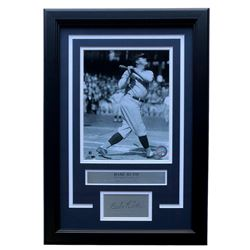Babe Ruth New York Yankees 17x19 Custom Framed Photo Display