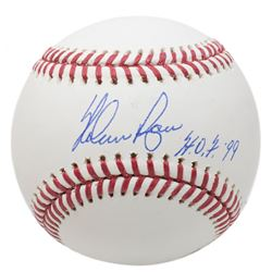 "Nolan Ryan Signed OML Baseball Inscribed ""H.O.F. '99"" (JSA COA, Ryan Hologram  AIV Hologram)"