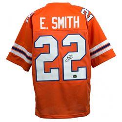 Emmitt Smith Signed Jersey (JSA COA  Prova Hologram)
