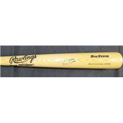 Barry Bonds Signed Rawlings Big Stick Adirondack Baseball Bat (PSA COA)