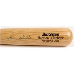 Harmon Killebrew Signed Rawlings Big Stick Adirondack Player Model Baseball Bat (Hollywood Collectib