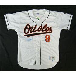 "Cal Ripken Jr. Signed Baltimore Orioles Jersey Inscribed ""2,131"" (JSA COA)"