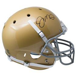 Joe Montana Signed Notre Dame Fighting Irish Full-Size Helmet (JSA COA)