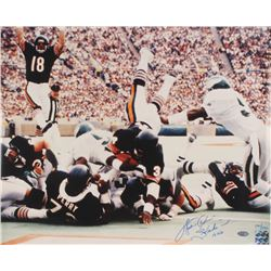 """Walter Payton Signed LE Chicago Bears 16x20 Photo Inscribed """"Sweetness""""  """"16,726"""" (Steiner COA)"""