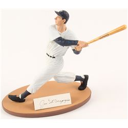 Joe DiMaggio Signed LE New York Yankees Gartlan Figurine (Gartlan Authentic)
