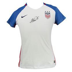 Megan Rapinoe Signed Team USA Nike Soccer Jersey (JSA COA)