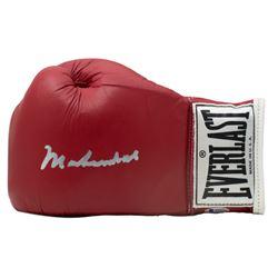 Muhammad Ali Signed Everlast Boxing Glove (Beckett LOA)