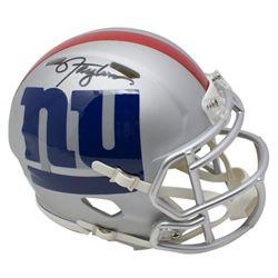 Lawrence Taylor Signed New York Giants AMP Alternate Speed Mini Helmet (PSA COA)