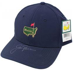 Jack Nicklaus Signed Masters Hat (JSA COA)