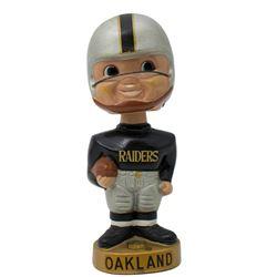 Oakland Raiders Vintage Bobblehead