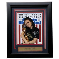Rose Lavelle Signed Team USA 2019 FIFA World Cup Champion 11x14 Custom Framed Photo Display (JSA COA