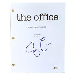 """Steve Carrell Signed """"The Office: Email Surveillance"""" Episode Script (Beckett COA)"""