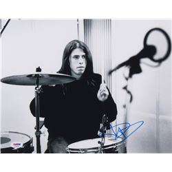 Dave Grohl Signed 11x14 Photo (PSA COA)