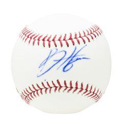 Bryce Harper Signed OML Baseball (PSA COA)