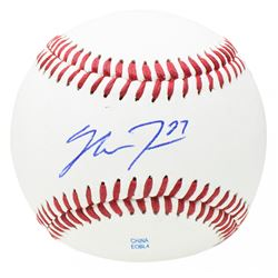 Mike Trout Signed OL Baseball (JSA LOA)