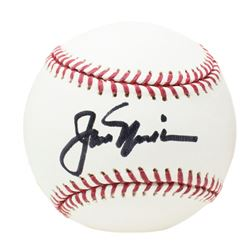 Jack Nicklaus Signed OML Baseball (PSA LOA)