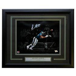 Brandon Graham Signed Philadelphia Eagles Super Bowl 52 16x20 Custom Framed Photo Display (Fanatics