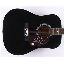 "Alice Cooper Signed 41"" Acoustic Guitar (JSA COA)"
