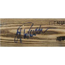 Jorge Posada Signed Game-Used Louisville Slugger Player Model P320M Baseball Bat (Steiner COA  MLB H
