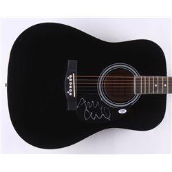 "Mike McCready Signed 41"" Acoustic Guitar (PSA COA)"