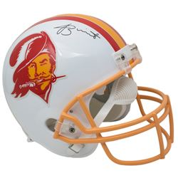 Jameis Winston Signed Tampa Bay Buccaneers Full-Size Throwback Helmet (Beckett COA)