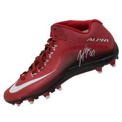 Joey Bosa Signed Nike Alpha Cleat (Beckett COA)