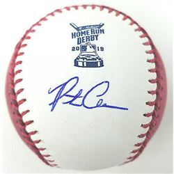 Pete Alonso Signed 2019 Home Run Derby OML Baseball (Fanatics Hologram)