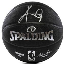 Kyrie Irving Signed NBA Arena Series Basketball (Panini COA)