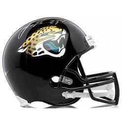 Leonard Fournette Signed Jacksonville Jaguars Full-Size Helmet (Panini COA)