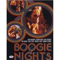 "Paul Thomas Anderson Signed ""Boogie Nights"" 11x14 Photo (PSA COA)"