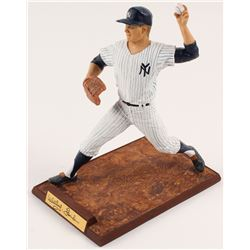 Whitey Ford Signed LE New York Yankees Figurine (ProSport Creations Authentic)